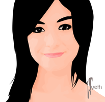 Vector - Christina Grimmie by wyEksdi
