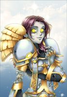Commission - Licania by Nadou