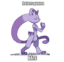 Haters gonna hate by MamaRocket