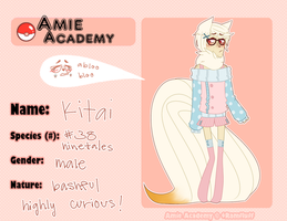 Amie Academy:: Kitai by stantlers