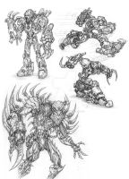BIONICLE: Next Gen. 1 by The-HT-Wacom-Man