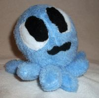 AT-Octopus Plushie by RanulfKitty