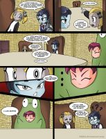 Invader Zim: Conqueror of Nightmare Page 15 by Blhite
