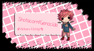 Shotacon Genocide (+UST) by Ekkoberry