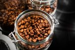 A can of coffeebeans by attomanen