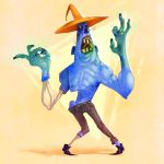Dorito the Undead by Olsonmabob