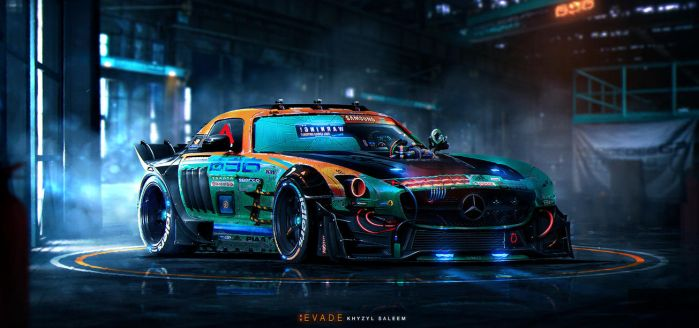 SLS | EVADE by The--Kyza
