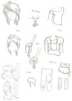 Concept sketches by Behind-Insanity