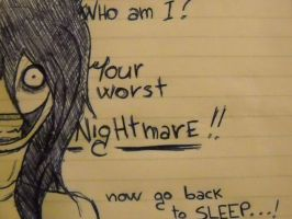 jUsT a NiGhTmArE... by stainless-wonderland