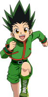 Gon Vector by Deathirst