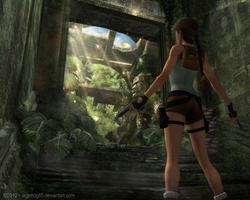 Lara Croft 98 by legendg85