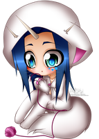 IP: Chibi Kitty by GualitoSandra