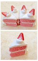 Sweet Strawberry Cake by LolitaPopShop