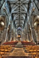 York Minster HDRi by nat1874
