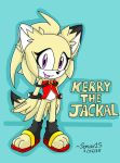 Gift 1:: Kerry The Jackal by Sonar15