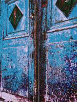 The blue door by Juliemarie91