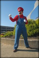 Super Mario Tsubasacon 2011 by Blackstarlee