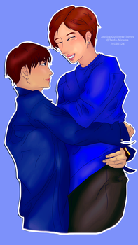 ChangNiel Carry by iloveanime12