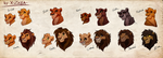 The Lion King Gender Switch by X-Zelfa