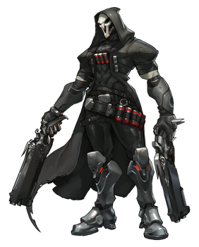 Reaper - Overwatch by PlanK-69