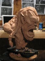 Thrall WIP by ColtRegier