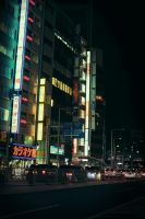 Shibuya neon by alien-tree-sap