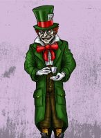 Mad Hatter - The Delusional and Obsessive Villain by MattFriesen