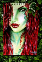 Poison ivy by AngharadMair