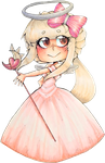 Funky-Intuition Chibi #2 by x-CherryHime-x