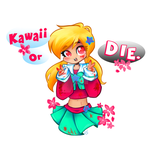 Kawaii or DIE. by BunnyNuggetz
