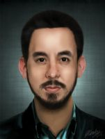 Mike Shinoda by CrawleyCreative