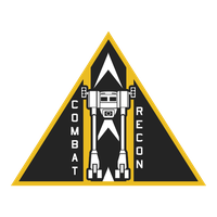 Blackburn's Raiders Combat Recon Insignia by Viereth