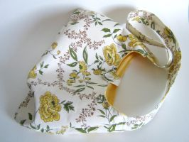 Spring Day Floral Purse by mousch