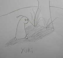 Yuki Under The Tree by The-Lost-Hope