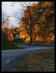 Country Road by jimroot