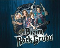 I'm in the Band: Bizim Rock Grubu (Turkish Logo) by AlbertoJulian