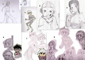 Art Dump 3 by ASmeets95