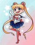 Sailor Moon by Eemari