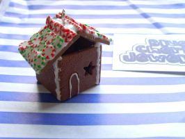 Gingerbread House by tyney123