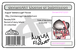 License updated by animeroxygirl