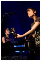 Tegan and Sara at the Tivoli 2 by ellenitoumpas