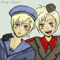 APH: Smile for me by Kryss0rd