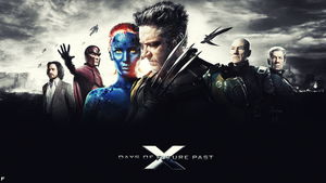 X-Men: Days of Future Past by Furi0us14