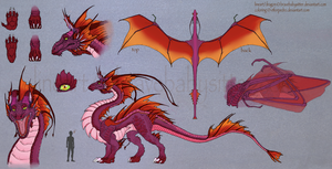Dragon Ref by vtforpedro