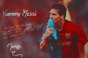 Messi blend by sexylove555