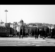 Once Upon A Time in Lisboa by MEEMO-88