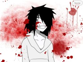 Jeff The Killer by Makkary101