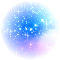 Glitter Blue Shadow PNG by SugarPaula