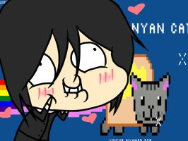 Nyan Nyan young master by koolkat2427