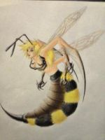 Bumblequeen by DaemonKitty1316
